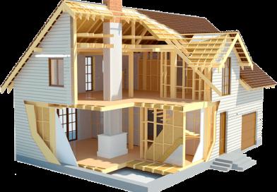 Канадская каркасная конструкция – технология строительства